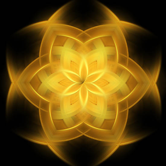 A golden door to the infinite